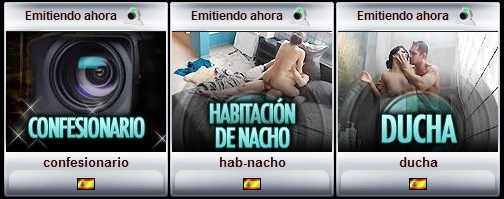 Webcams Mansion Nacho Vidal